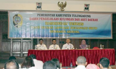 BPKAD Lakukan Bimtek Penyusunan Laporan Keuangan SKPD Berbasis Akruel 2017